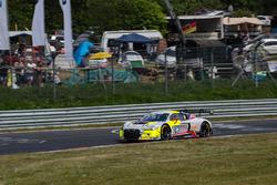 Адриен де Линер, Симон Труммер, Пьер Каффер, Car Collection Motorsport, Audi R8 LMS GT3 (№138)