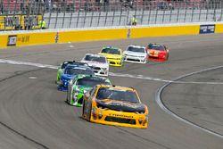 Daniel Hemric, Richard Childress Racing, Chevrolet Camaro South Point Hotel & Casino and Kyle Busch,