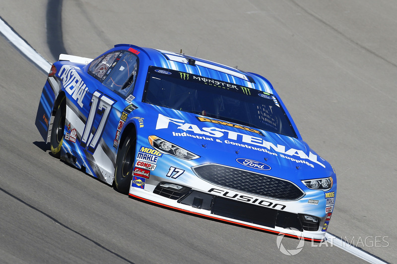 7. Ricky Stenhouse Jr., No. 17 Roush Fenway Racing Ford Fusion