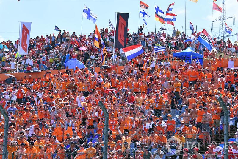 Fans Belanda
