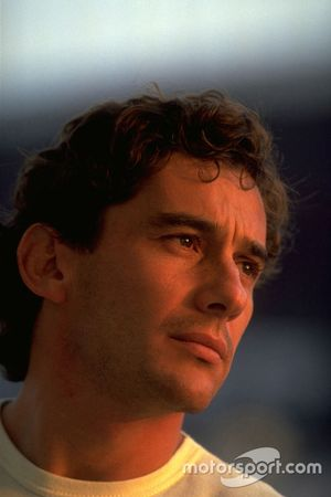 Ayrton Senna, Williams