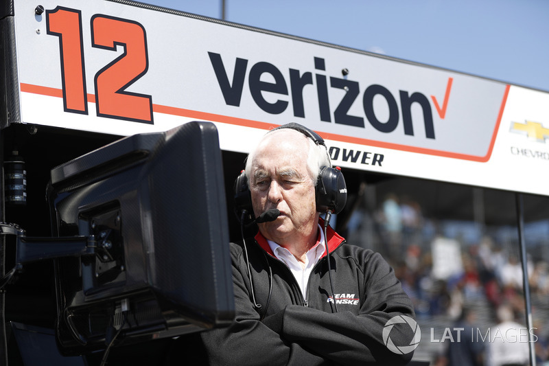 Roger Penske, Will Power, Team Penske Chevrolet