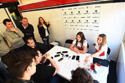 Tatiana Calderón, Alfa Romeo Sauber F1 Team