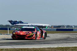 #93 Michael Shank Racing Acura NSX: Lawson Aschenbach, Justin Marks, Mario Farnbacher