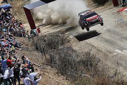 Sébastien Loeb , Daniel Elena, Citroën World Rally Team Citroën C3 WRC