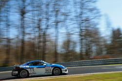 #969 Porsche Cayman GT4 CS: Michael Rebhan, Moritz Kranz
