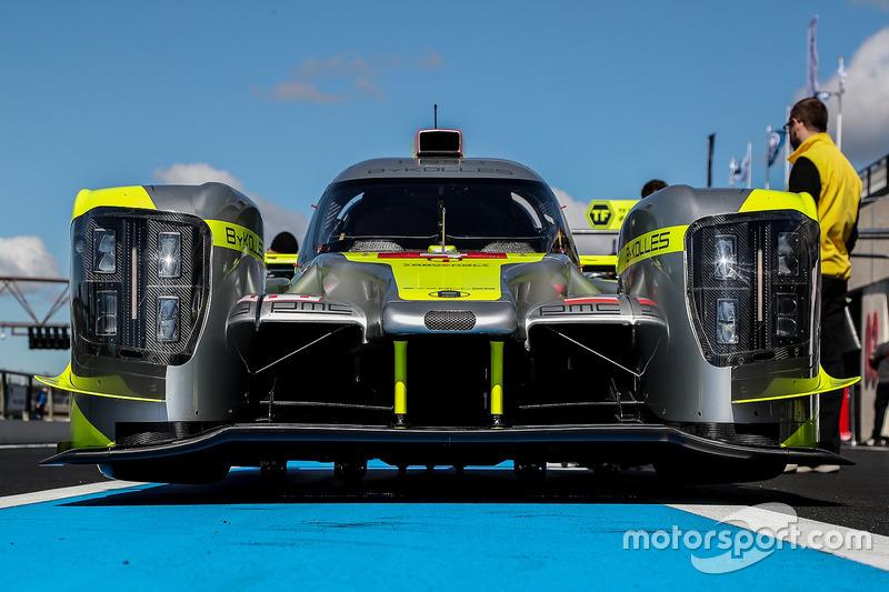 <em>ByKolles Racing Team llevará un solo prototipo...</em>