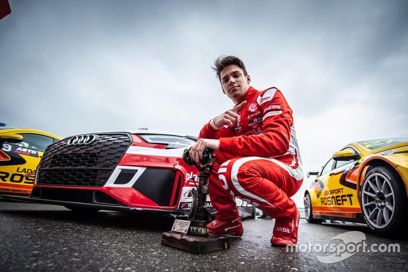 Klim Gavrilov, Lukoil Racing, Audi RS 3 LMS TCR
