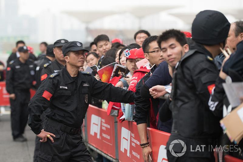 La F1 suspendió el GP de China. Se busca alternativa más adelante en la temporada, pero el compactado calendario hace que no sea fácil encontrar hueco