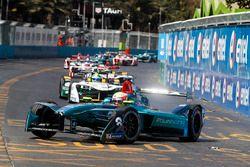 Oliver Turvey, NIO Formula E Team Lucas di Grassi, Audi Sport ABT Schaeffler, Daniel Abt, Audi Sport