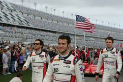#32 United Autosports Ligier LMP2: Will Owen, Paul Di Resta, Bruno Senna