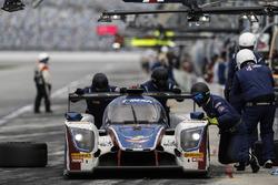 #23 United Autosports Ligier LMP2, P: Phil Hanson, Lando Norris, Fernando Alonso au stand