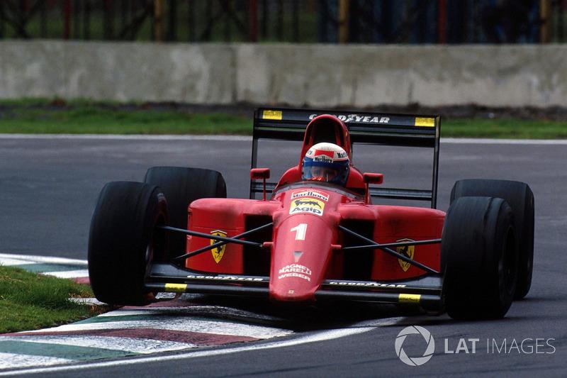 1990: Alain Prost, Ferrari 641