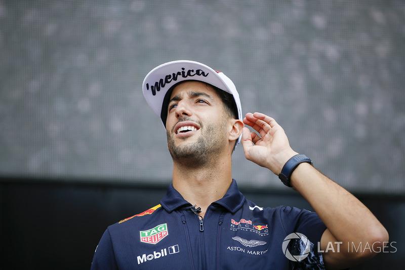 4 місце - Даніель Ріккардо, Red Bull Racing