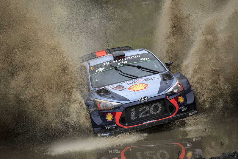 Тьєррі Ньовілль, Ніколя Жильсуль, Hyundai i20 WRC, Hyundai Motorsport