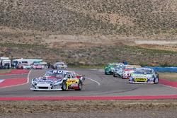 Gabriel Ponce de Leon, Ponce de Leon Competicion Ford, Julian Santero, Coiro Dole Racing Torino