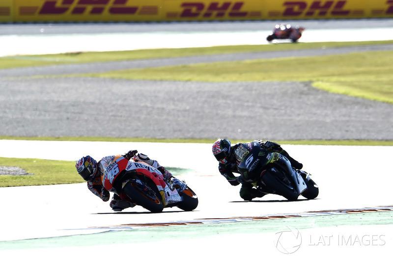 Dani Pedrosa, Repsol Honda Team, Johann Zarco, Monster Yamaha Tech 3