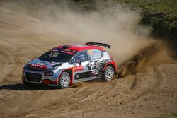 Стефан Лефевр и Габен Моро, Citroën C3 R5, Citroën World Rally Team