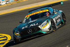 #63 Eggleston Motorsport Mercedes-AMG GT3: Peter Hackett