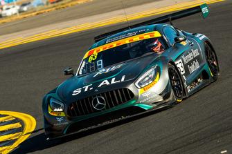 #63 Eggleston Motorsport Mercedes-AMG GT3: Peter Hackett