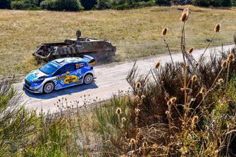 Jourdan Serderidis, Frederic Miclotte, Ford Fiesta WRC
