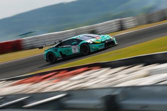 #7 Konrad Motorsport Lamborghini Huracan GT3: Christopher Brück, Michele Di Martino