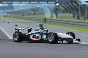 Classic McLaren F1 cars, MP4-13b