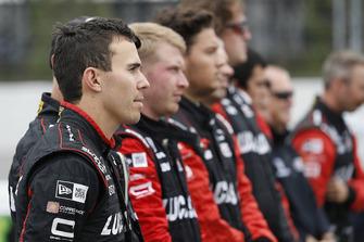 Robert Wickens, Schmidt Peterson Motorsports Honda et son équipe