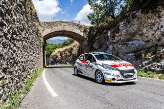 Mattia Vita, Pietro Ometto, Tagai Racing Technology, Peugeot 208 R2