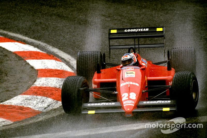 Gerhard Berger: 21 üçüncülük