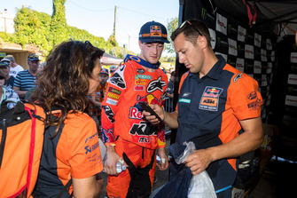 Jeffrey Herlings, Red Bull KTM Factory Racing y Ruben Tureluren