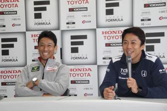 Kazuki Nakajima, Team Tom's, Takuya Izawa, Nakajima Racing