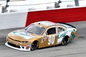 Brandon Brown, DGM Racing, Chevrolet Camaro Coastal Carolina University