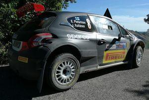 Eerik Mikael Pietarinen, Juhana Robert Raitanen, Peugeot 208 T16 R