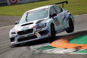Cosimo Barberini, NOS Racing Subaru WRX STI TCR