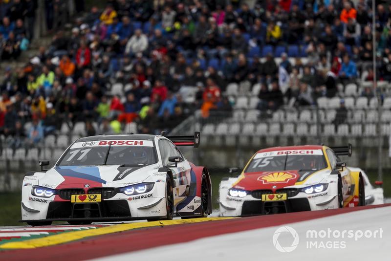 Marco Wittmann, BMW Team RMG, BMW M4 DTM. James Gasperotti