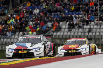 Marco Wittmann, BMW Team RMG, BMW M4 DTM. James Gasperotti