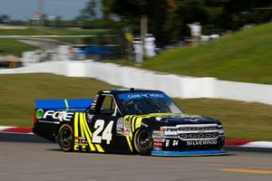 Justin Haley, GMS Racing, Chevrolet Silverado Fraternal Order Of Eagles