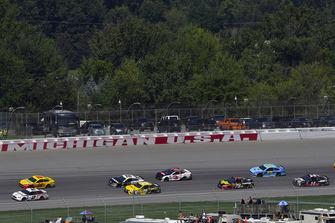 Brad Keselowski, Team Penske, Ford Fusion Discount Tire, Joey Logano, Team Penske, Ford Fusion Shell Pennzoil