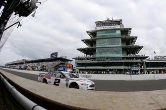 Brad Keselowski, Team Penske, Ford Fusion Discount Tire