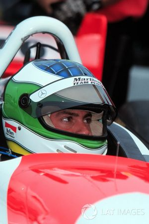 Gonzalo Rodriguez, Team Penske, Lola-Mercedes