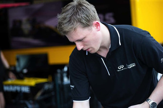James Gourlie, Infiniti Engineering Academy