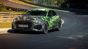 Audi RS3 Sedan au Nürburgring