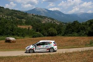 Guglielmo De Nuzzo, Andrea Colapietro, Ford Fiesta RC4