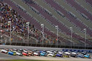 Austin Cindric, Team Penske, Ford Mustang Menards/NIBCO and A.J. Allmendinger, Kaulig Racing, Chevrolet Camaro RAMCO Specialties Inc.