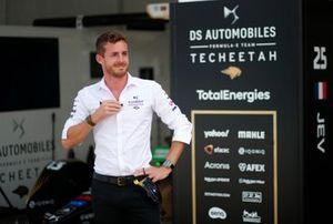 James Rossiter, piloto de desarrollo de DS Techeetah