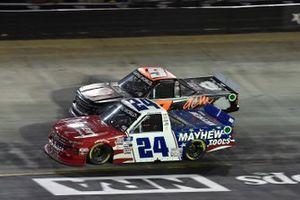 Doug Coby, GMS Racing, Chevrolet Silverado Mayhew Tools, Colby Howard, CR7 Motorsports, Chevrolet Silverado Grant County Mulch
