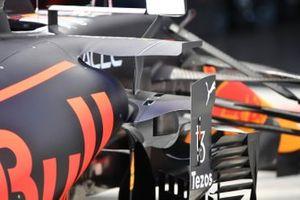 Red Bull Racing RB16B detail