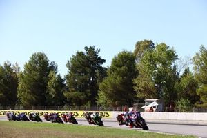Race start, Toprak Razgatlioglu, PATA Yamaha WorldSBK Team, Scott Redding, Aruba.It Racing - Ducati, Jonathan Rea, Kawasaki Racing Team WorldSBK