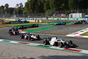 David Beckmann, Campos Racing, Enzo Fittipaldi, Charouz Racing System, Marino Sato, Trident